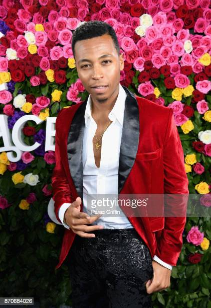 Kevin Ross attends the 2017 Soul Train Awards presented by BET at the Orleans Arena on November 5 2017 in Las Vegas Nevada