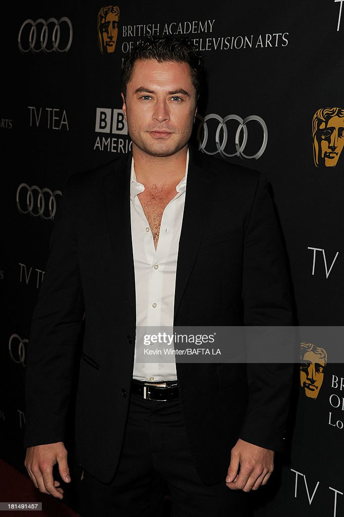 Kevin Ryan attends the BAFTA LA TV Tea 2013 presented by BBC America and Audi held at the SLS Hotel on September 21, 2013 in Beverly Hills, California.