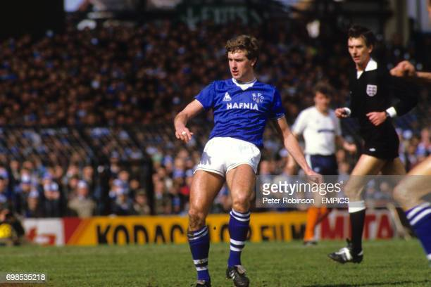Kevin Sheedy Everton