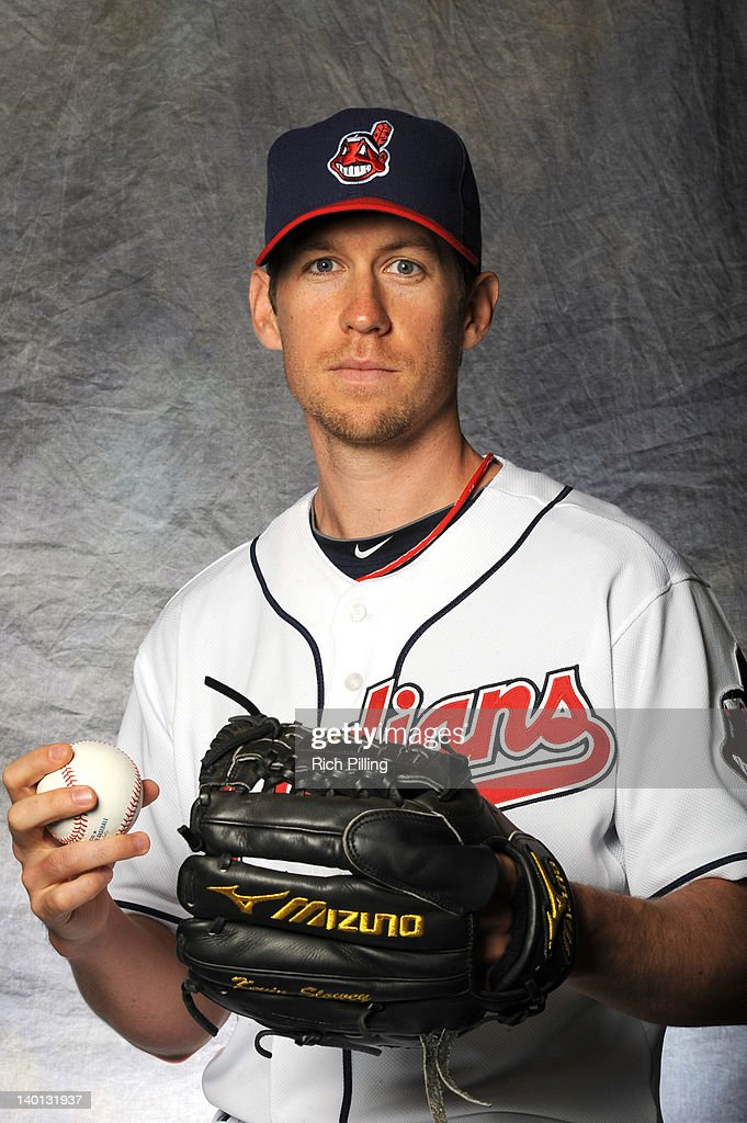 <a gi-track='captionPersonalityLinkClicked' href=/galleries/search?phrase=Kevin+Slowey&family=editorial&specificpeople=4175279 ng-click='$event.stopPropagation()'>Kevin Slowey</a> #39 of the Cleveland Indians poses for a portrait during a photo day at Goodyear Ballpark on February 28, 2012 in Goodyear, Arizona.