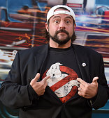 Kevin Smith arrives at the premiere of Sony Pictures' 'Ghostbusters' at TCL Chinese Theatre on July 9 2016 in Hollywood California