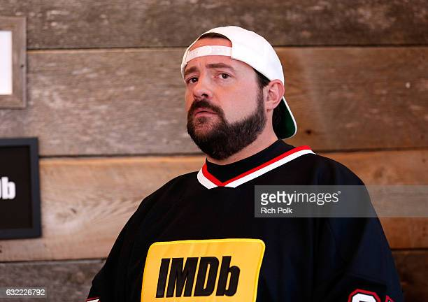 Kevin Smith attends The IMDb Studio featuring the Filmmaker Discovery Lounge presented by Amazon Video Direct Day One during The 2017 Sundance Film...