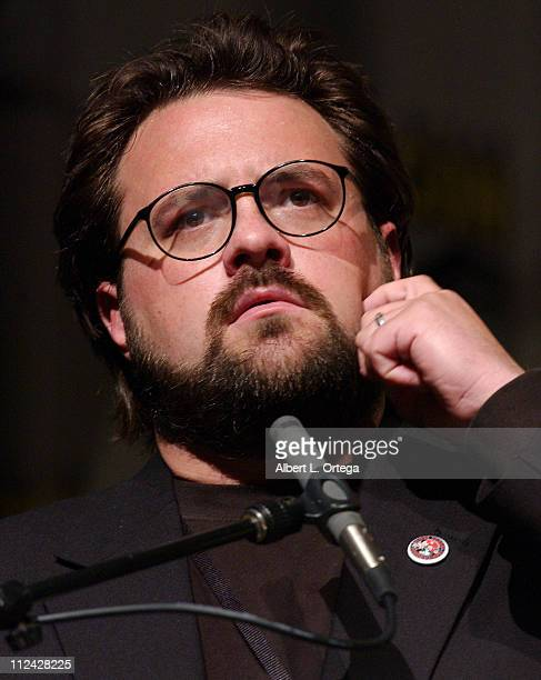 Kevin Smith during 36th Annual ComicCon International Day Three at San Diego Convention Center in San Diego California United States