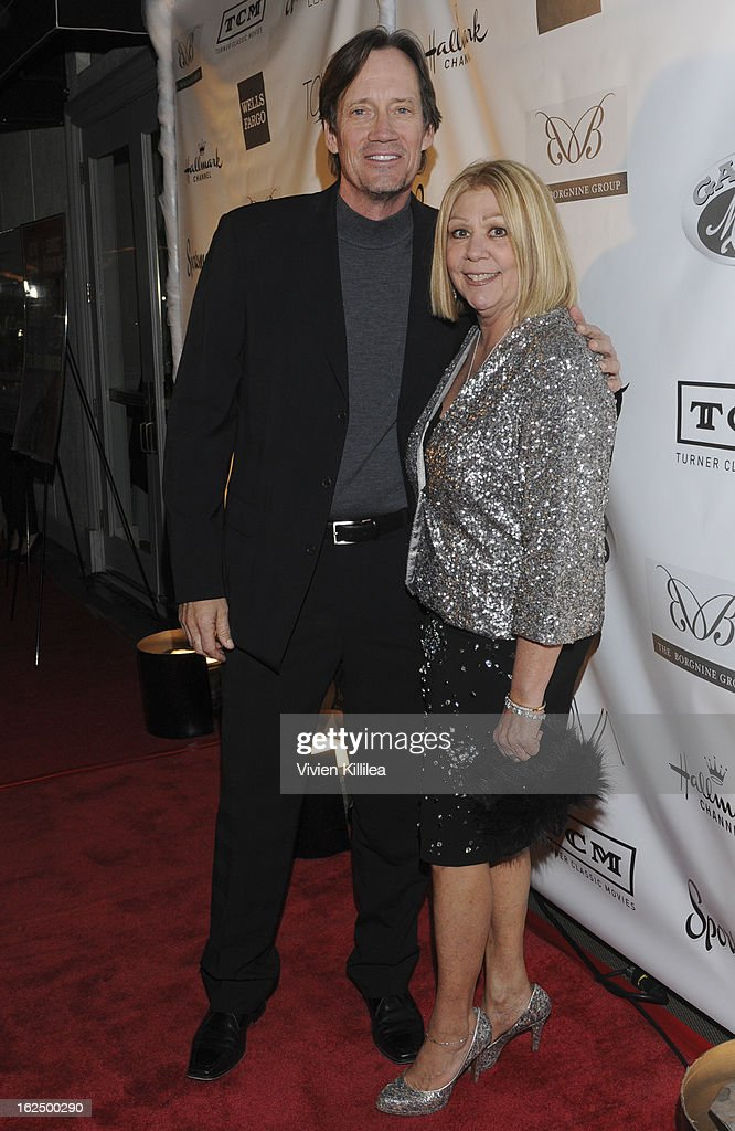 <a gi-track='captionPersonalityLinkClicked' href=/galleries/search?phrase=Kevin+Sorbo&family=editorial&specificpeople=242913 ng-click='$event.stopPropagation()'>Kevin Sorbo</a> and Nancee Borgnine attend The Borgnine Movie Star Gala at Sportsmen's Lodge Event Center on February 23, 2013 in Studio City, California.