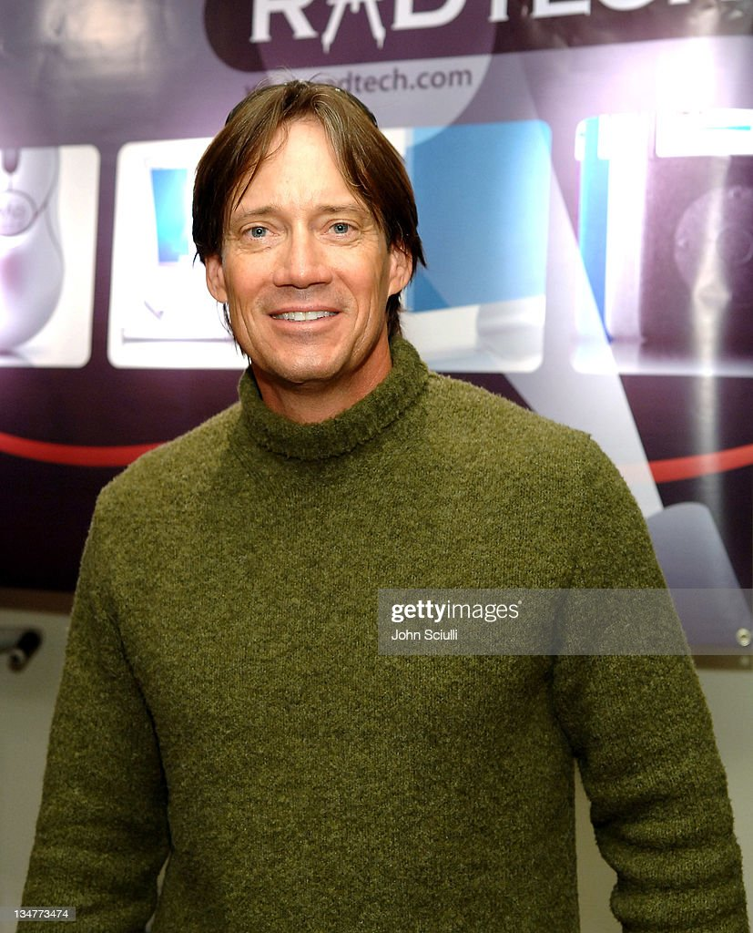 Kevin Sorbo at RadTech during Silver Spoon Hollywood Buffet - Day 2 at Private Residence in Beverly Hills, California, United States.