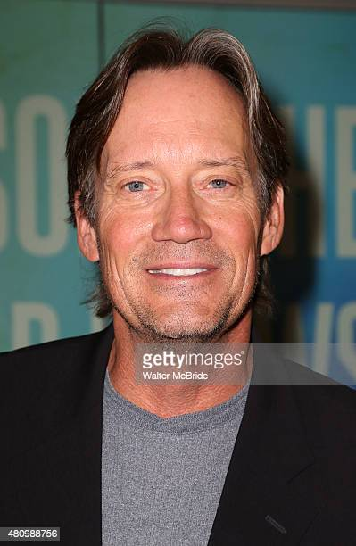 Kevin Sorbo attends the Broadway Opening Night Performance of 'Amazing Grace' at the Nederlander Theatre on July 16 2015 in New York City