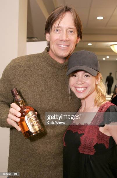Kevin Sorbo with Chivas Regal during Silver Spoon Hollywood Buffet Day 2 at Private Residence in Beverly Hills California United States