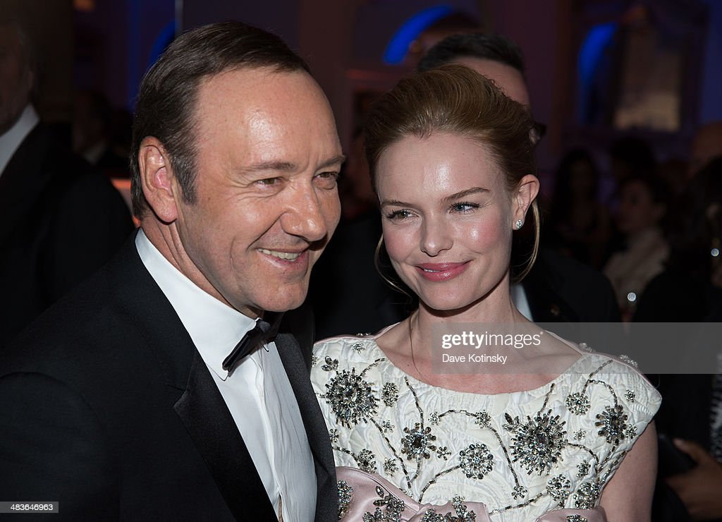 <a gi-track='captionPersonalityLinkClicked' href=/galleries/search?phrase=Kevin+Spacey&family=editorial&specificpeople=202091 ng-click='$event.stopPropagation()'>Kevin Spacey</a> and <a gi-track='captionPersonalityLinkClicked' href=/galleries/search?phrase=Kate+Bosworth&family=editorial&specificpeople=201616 ng-click='$event.stopPropagation()'>Kate Bosworth</a> attend the Museum of the Moving Image 28th Annual Salute Honoring <a gi-track='captionPersonalityLinkClicked' href=/galleries/search?phrase=Kevin+Spacey&family=editorial&specificpeople=202091 ng-click='$event.stopPropagation()'>Kevin Spacey</a> on April 9, 2014 in New York City.
