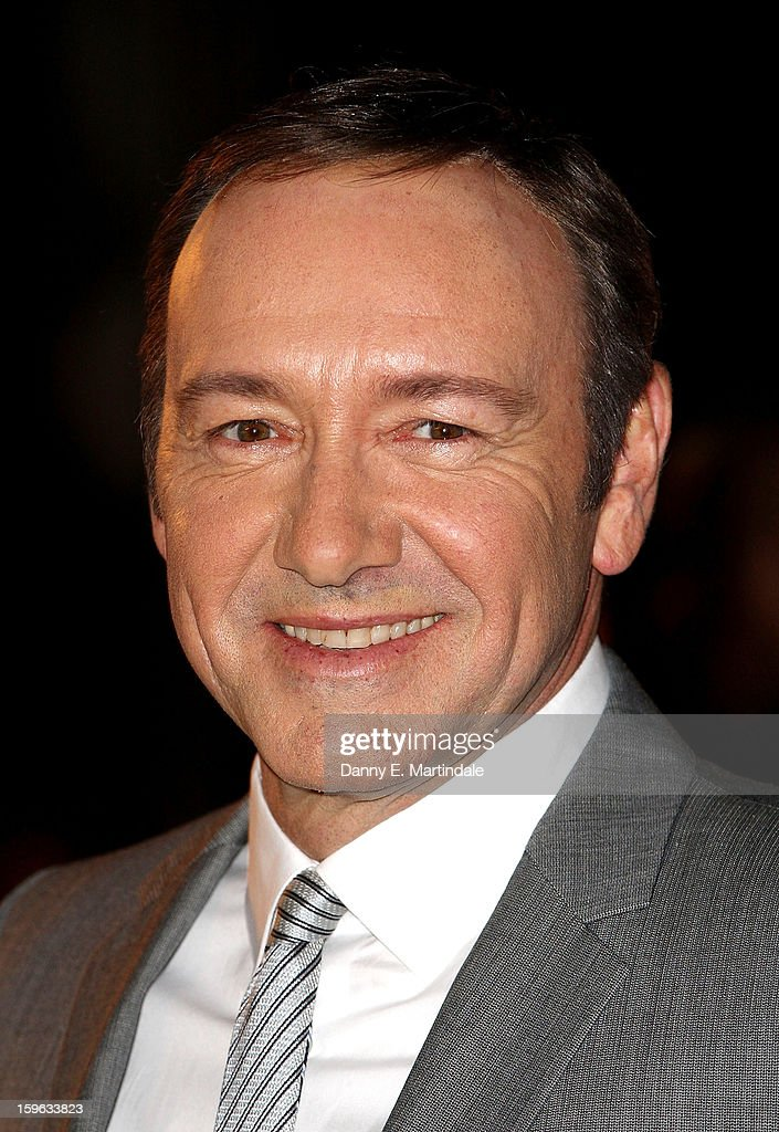 <a gi-track='captionPersonalityLinkClicked' href=/galleries/search?phrase=Kevin+Spacey&family=editorial&specificpeople=202091 ng-click='$event.stopPropagation()'>Kevin Spacey</a> attends the red carpet premiere for the launch of Netflix Original Series, House of Cards on January 17, 2013 in London, United Kingdom.