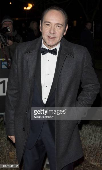 Kevin Spacey attends the Sun Military Awards at Imperial War Museum on December 6 2012 in London England