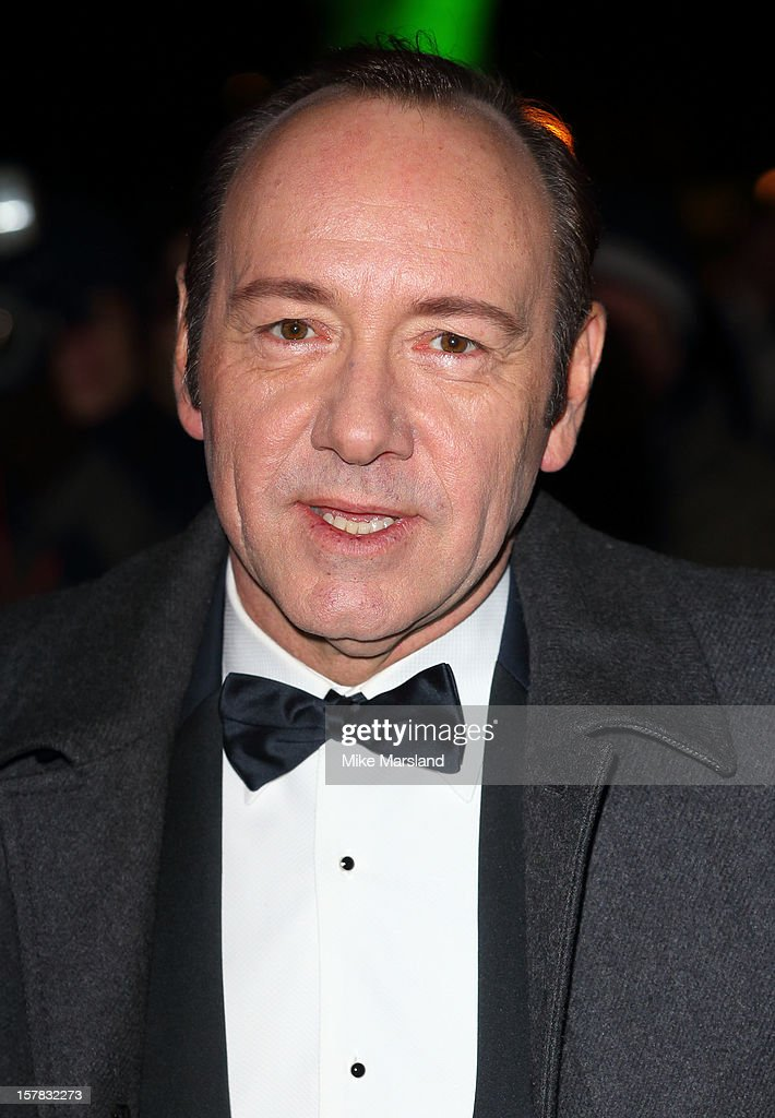 Kevin Spacey attends the Sun Military Awards at Imperial War Museum on December 6, 2012 in London, England.