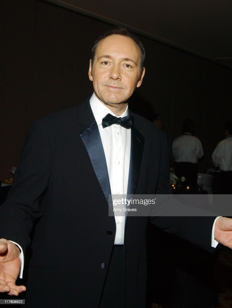 <a gi-track='captionPersonalityLinkClicked' href=/galleries/search?phrase=Kevin+Spacey&family=editorial&specificpeople=202091 ng-click='$event.stopPropagation()'>Kevin Spacey</a> during Palm Springs International Film Festival Awards Gala presented by Tiffany & Co. - Press Room and Back Stage at Palm Springs Convention Center in Palm Springs, California, United States.