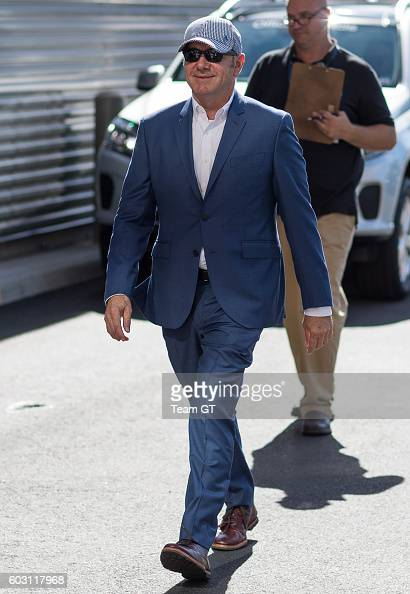 Kevin Spacey seen at USTA Billie Jean King National Tennis Center on September 11 2016 in the Queens borough of New York City