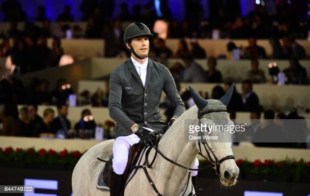 Kevin STAUT sur Silvana Hdc Invitational Trophy Gucci Paris Masters Paris Villepinte Photo Dave Winter / Icon Sport