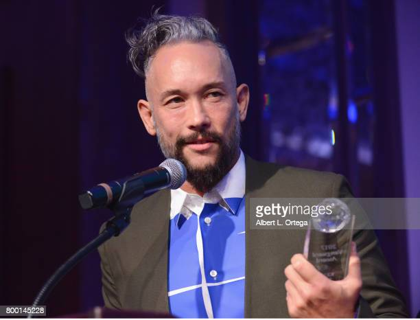 Kevin Stea attends the Entertainment AIDS Alliance's Annual EAA Wine Wisdom Vision Event Benefiting Village Health Foundation And UCLA CARE Center...