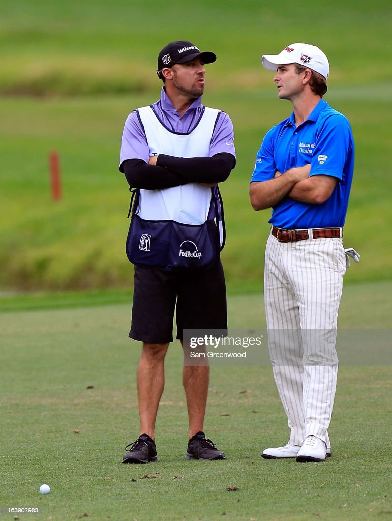 <a gi-track='captionPersonalityLinkClicked' href=/galleries/search?phrase=Kevin+Streelman&family=editorial&specificpeople=4687006 ng-click='$event.stopPropagation()'>Kevin Streelman</a> plays a shot on the 16th hole during the final round of the Tampa Bay Championship at the Innisbrook Resort and Golf Club on March 17, 2013 in Palm Harbor, Florida.