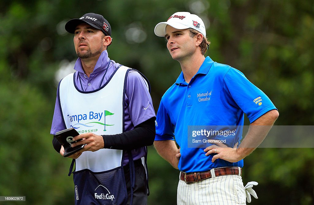 <a gi-track='captionPersonalityLinkClicked' href=/galleries/search?phrase=Kevin+Streelman&family=editorial&specificpeople=4687006 ng-click='$event.stopPropagation()'>Kevin Streelman</a> plays a shot on the 9th hole during the final round of the Tampa Bay Championship at the Innisbrook Resort and Golf Club on March 17, 2013 in Palm Harbor, Florida.