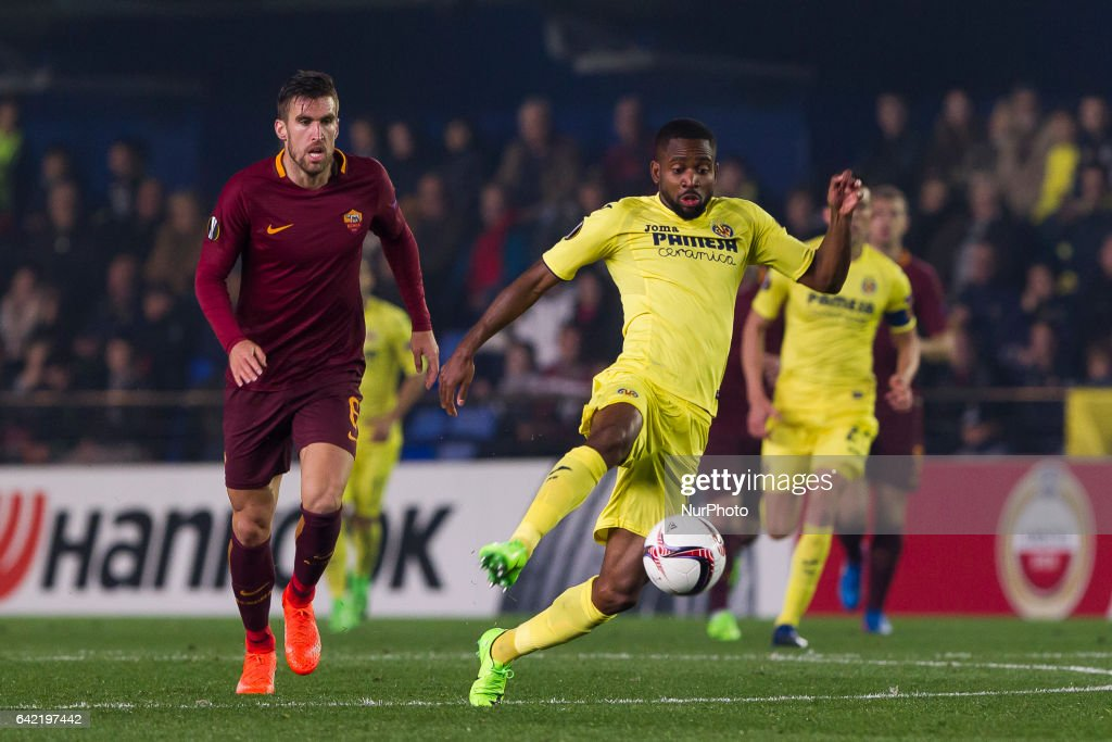FC Villarreal v AS Roma - UEFA Europa League Round of 32: First Leg