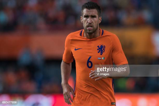Kevin Strootman of The Netherlandsduring the friendly match between The Netherlands and Ivory Coast at the Kuip on June 4 2017 in Rotterdam The...