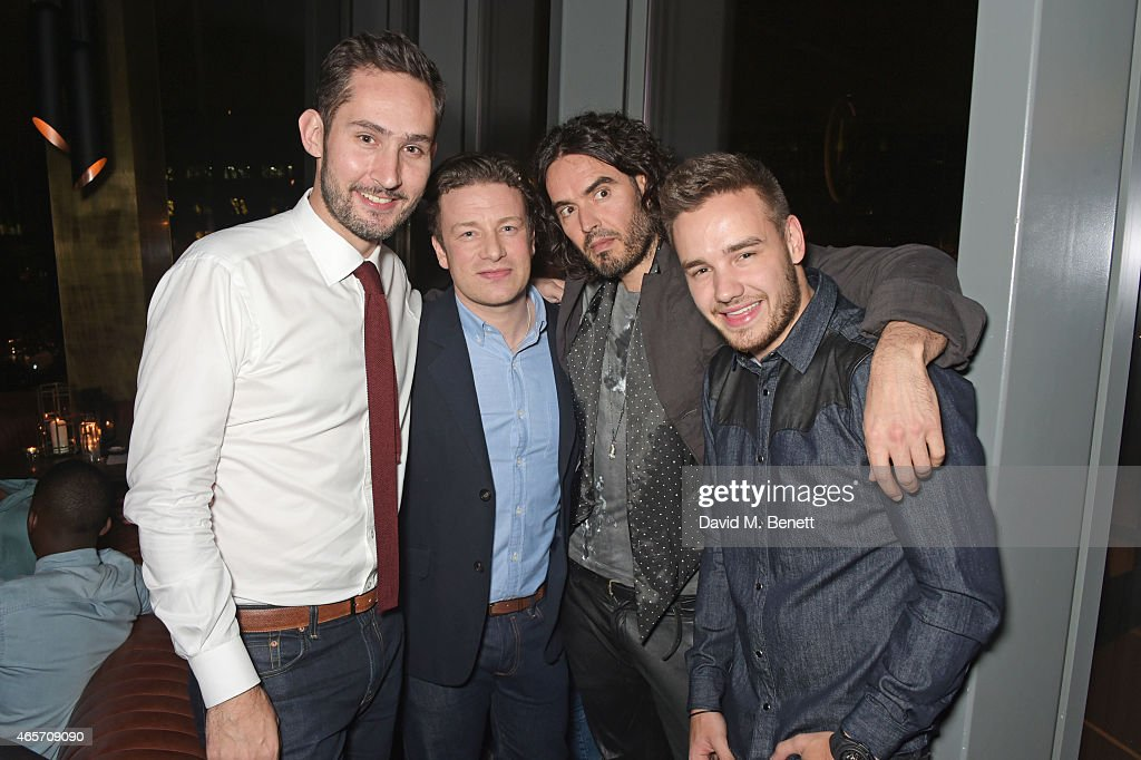 Instagram's Kevin Systrom And Jamie Oliver Host Their Second Annual Private Party