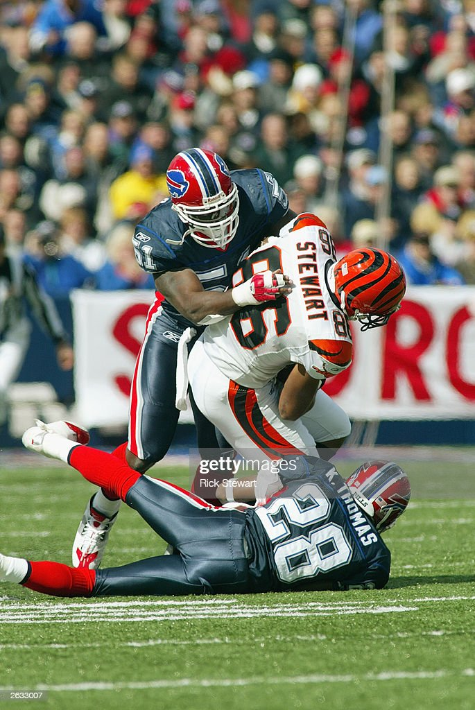 Image result for 2003 bills bengals