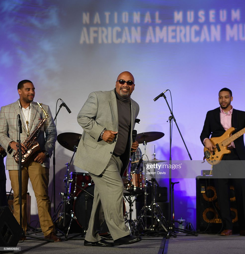 Kevin Whalum performs onstage NMAAM's Celebration Of Legends Red Carpet And Luncheon on May 6, 2016 in Nashville, Tennessee.