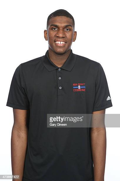 Kevon Looney poses for a headshot during the 2015 NBA Draft Combine on May 16 2015 at Northwestern Memorial Hospital in Chicago Illinois NOTE TO USER...