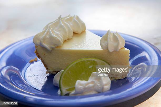 Key lime pie in the Florida Keys