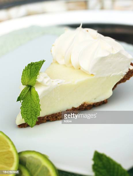 Key Lime Pie Vertical Image