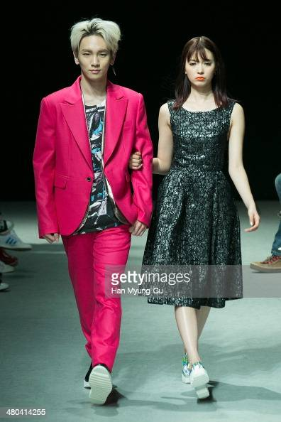 shinee key dating model Key collaborated with japanese illustrator bridge ship house for shinee's fifth korean concert tour titled shinee world v key's  key along with model irene.