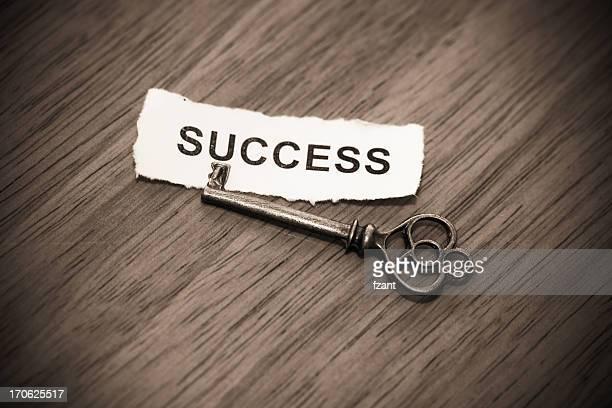 成功への鍵