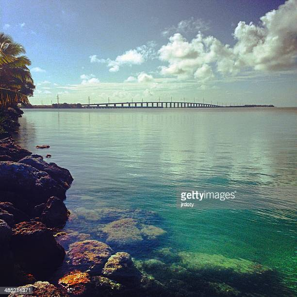USA, Florida, View of Key West