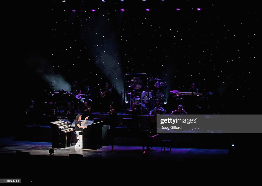 Segerstrom Center For The Arts Presents An Evening With Yanni