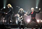 Bon Jovi In Concert At T-Mobile Arena In Las Vegas