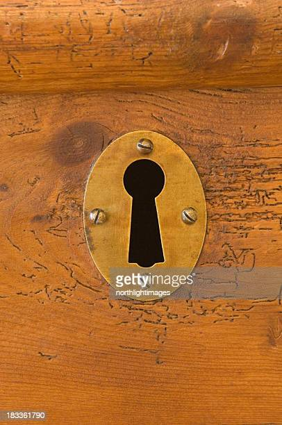 Keyhole Stock Photos And Pictures Getty Images