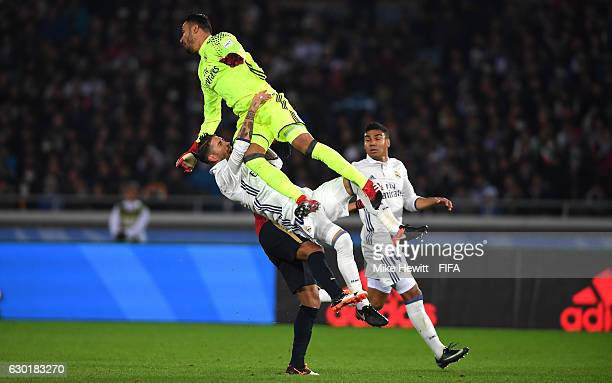 Keylor Navas Saves 2016