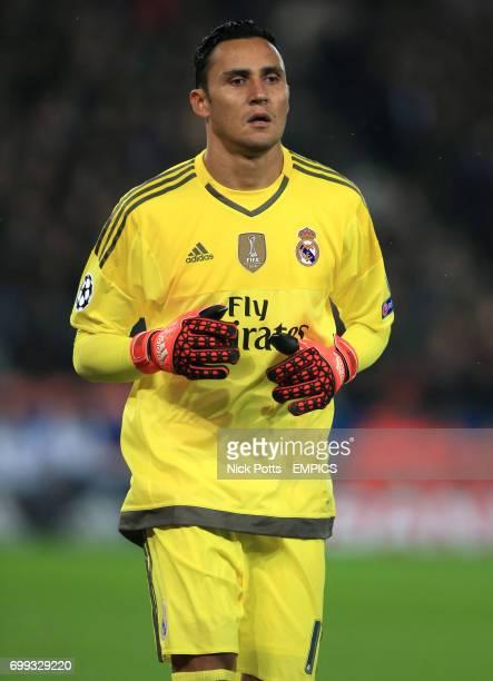 Keylor Navas Real Madrid goalkeeper