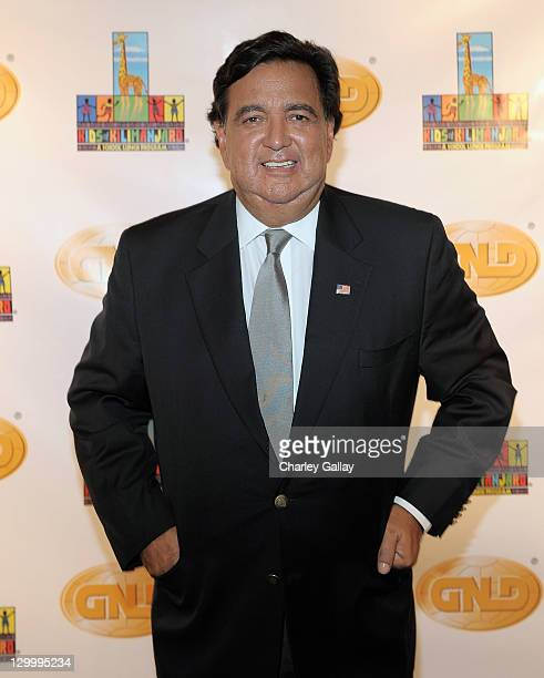 Keynote speaker Bill Richardson attends the 6th Annual Kids of Kilimanjaro Gala at Beverly Hills Hotel on October 22 2011 in Beverly Hills California