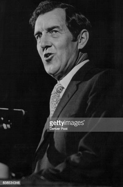 Keynote speaker Sen Edmund Muskie DMaine attacked the Nixon administration and Vice President Spiro Agnew in particular Muskie blamed the...