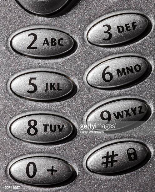 Keypad of phone