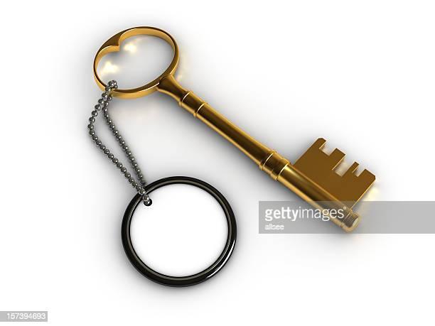 Porte-clés pour votre texte