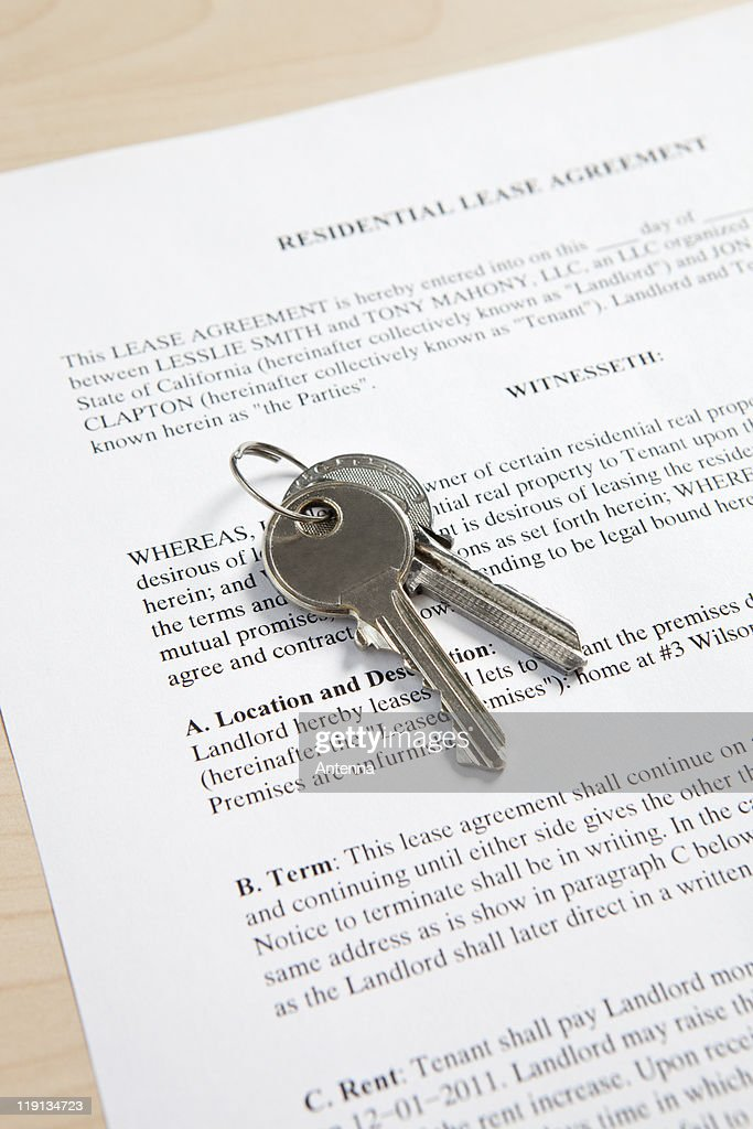 Keys and Lease