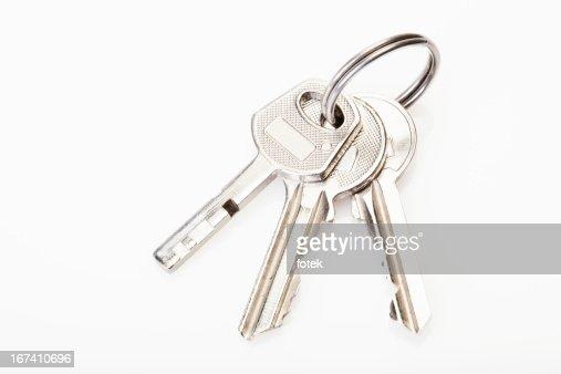 Schlüssel : Stock-Foto