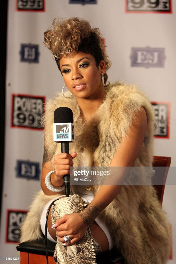 Keyshia Cole attends the Power 99 Powerhouse 2012 at the Wells Fargo Center October 26, 2012 in Philadelphia, Pennsylvania.