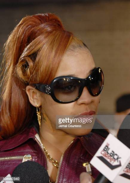 Keyshia Cole during 2006 BET HipHop Awards Black Carpet at Fox Theatre in Atlanta Georgia United States