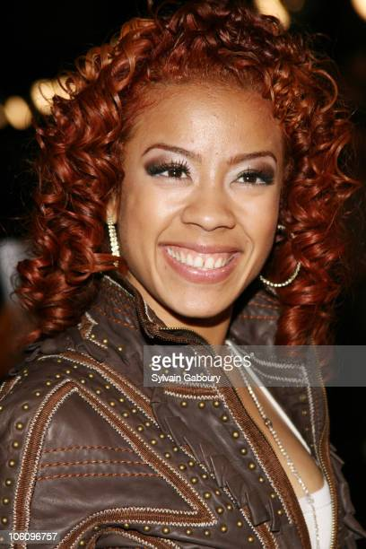 Keyshia Cole during Tribeca Film Festival Premiere of 'Mission Impossible III' Arrivals at Ziegfeld Theatre at 141 West 54th Street in New York New...