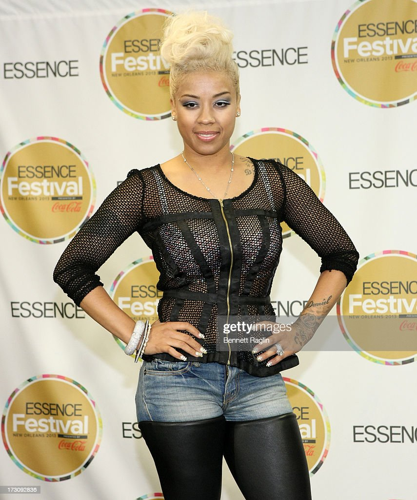 Keyshia Coles performs during the 2013 Essence Festival at the Mercedes-Benz Superdome on July 6, 2013 in New Orleans, Louisiana.