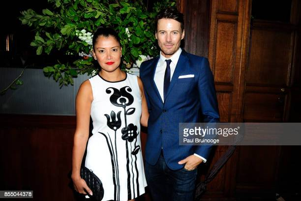 Keytt Lundqvist and Alex Lundqvist attend Netflix hosts the after party for the New York Premiere of 'Our Souls at Night' at The Plaza Hotel on...