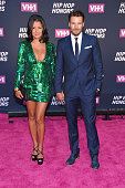 Keytt Lundqvist and Alexander Lundqvist attend the VH1 Hip Hop Honors All Hail The Queens at David Geffen Hall on July 11 2016 in New York City