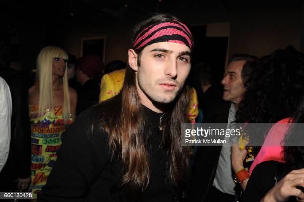 Khale Unger attends ROGER PADILHA MAURICIO PADILHA Celebrate Their Rizzoli Publication THE STEPHEN SPROUSE BOOK Hosted by DEBBIE HARRY And TERI TOYE...